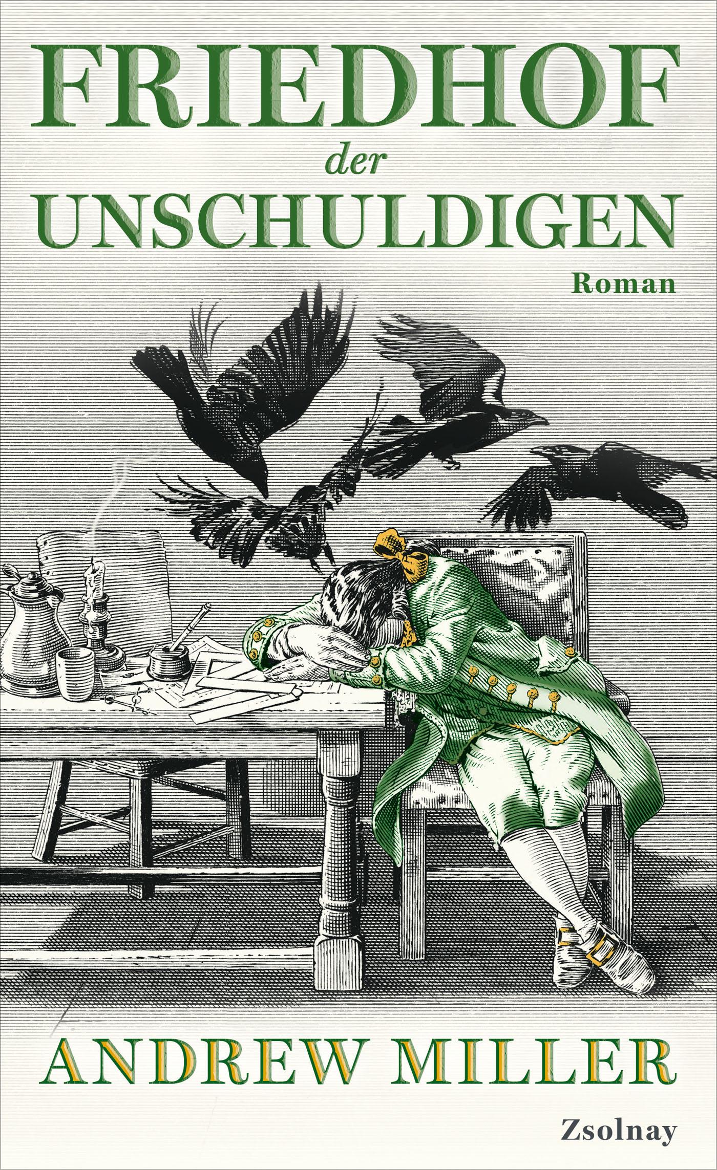 © Zsolnay Verlag | Buchcover