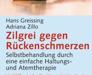 Rezension | Greissing, H. und Zillo, A.: Zilgrei gegen Rückenschmerzen
