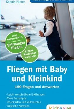 Buchvorstellung | Fliegen mit Baby und Kleinkind