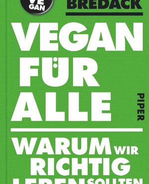 Rezension | Bredack, Jan: Vegan für alle