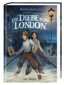 Rezension | Holler, Renée: Die Diebe von London