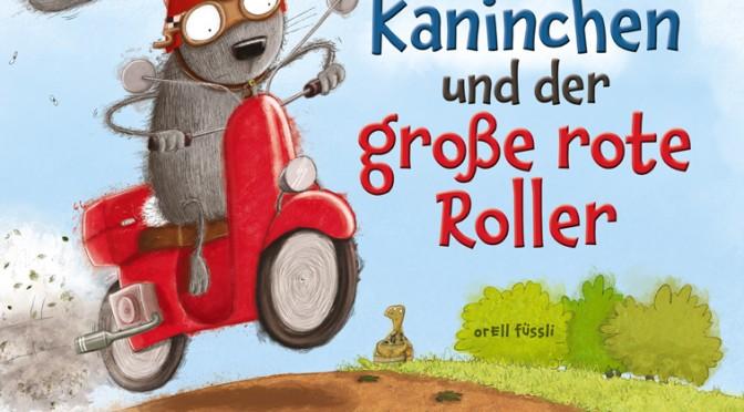 Rezension   Gurney, Stella: Das Kaninchen und der große rote Roller