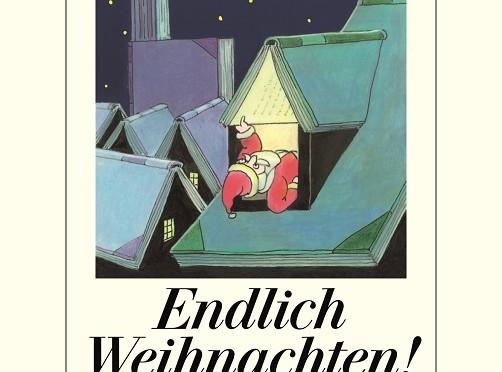 Buchvorstellung danach: Endlich Weihnachten! (Hg. Daniel Kampa)