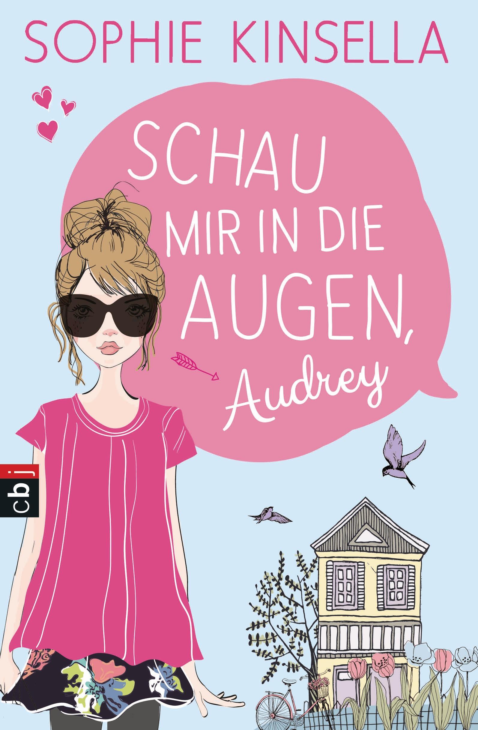 Schau mir in die Augen Audrey von Sophie Kinsella