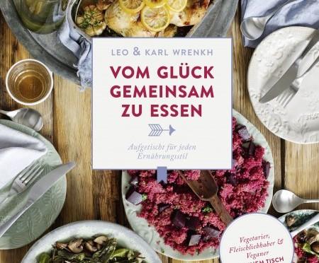 Rezension | Wrenkh, Leo & Karl: Vom Glück, gemeinsam zu essen
