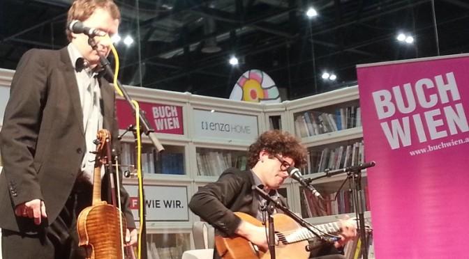 Veranstaltungstipp: Buch Wien 2015
