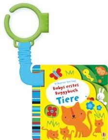 Vorstellung Babybuch: Babys erstes Buggybuch 'Tiere'
