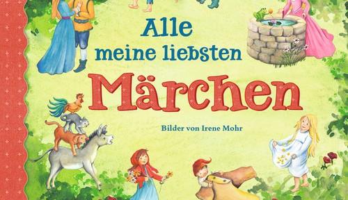 Rezension | Alle meine liebsten Märchen | Esslinger