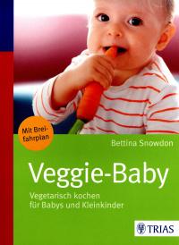 Rezension Sachbuch   Snowdon, Bettina: Veggie-Baby