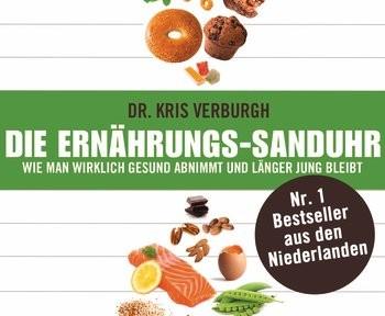 Rezension Sachbuch | Verburgh Dr., Kris: Die Ernährungs-Sanduhr