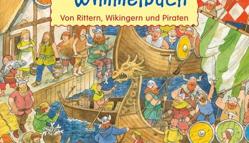 Rezension Kinderbuch | Wandrey, Guido: Mein großes Abenteuer-Wimmelbuch