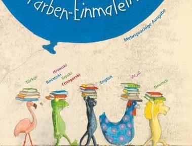 Rezension Kinderbuch | Das kleine Farben-Einmaleins