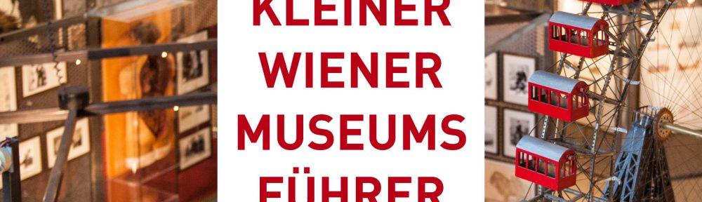 Rezension | Trescher, Thomas und Puiu, Luiza: Kleiner Wiener Museumsführer