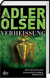 Gastrezension | Adler Olsen, Jussi: Verheißung
