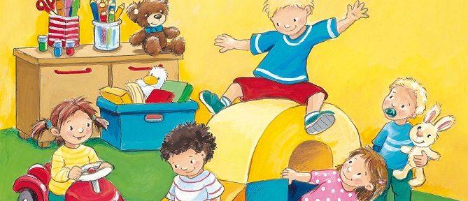 Rezension Kinderbuch | Schöndorf, Gerswid und Flad, Antje: Kindergartengeschichten