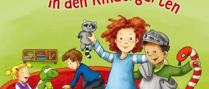 Rezension Kinderbuch | Ich geh jetzt in den Kindergarten