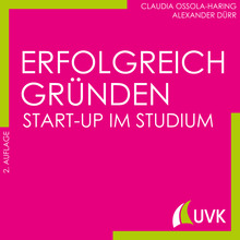 Rezension Sachbuch | Erfolgreich gründen. Start-Up im Studium
