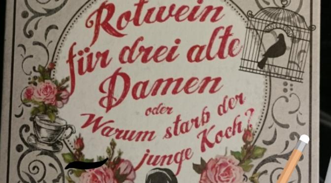 Rezension | Lindgren, Minna: Rotwein für drei alte Damen