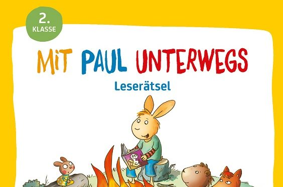 Rezension | Duden Übungsblock: Mit Paul unterwegs – Leserätsel