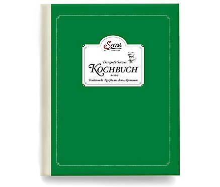 Rezension Kochbuch | Das große Servus Kochbuch. Band 2