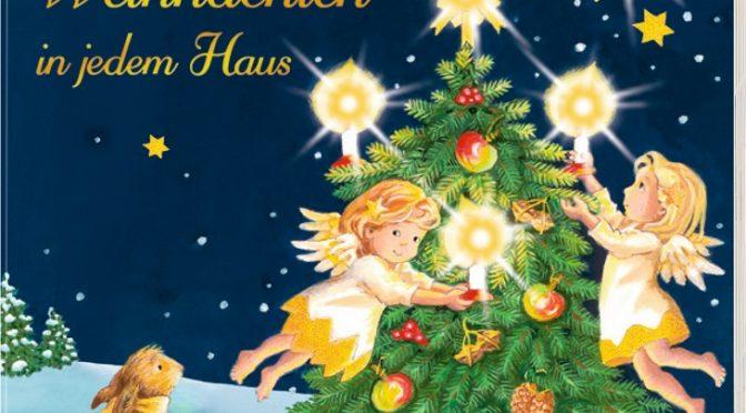 Rezension Weihnachtsbuch | Licht an, Licht aus – Weihnachten in jedem Haus