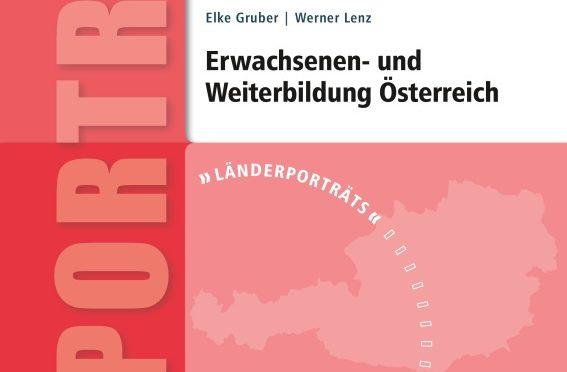 Rezension Sachbuch | Gruber, Elke und Lenz, Werner: Erwachsenen- und Weiterbildung Österreich