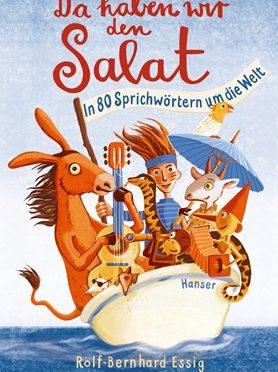Rezension KJL | Essig, Rolf-Bernhard: Da haben wir den Salat