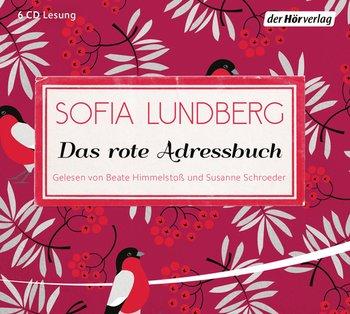 Rezension Hörbuch | Lundberg, Sofia: Das rote Adressbuch