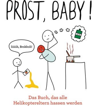 Rezension | Kirby, Katie: Prost, Baby!