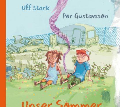 Rezension Kinderbuch | Stark, Ulf und Gustavsson, Per: Unser Sommer mit Geist