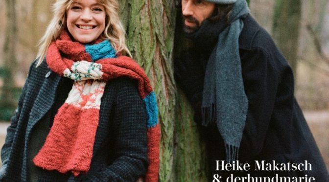 Vorstellung CD | Die schönsten Weihnachtslieder von Heike Makatsch & derhundmarie