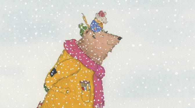Rezension Winterbuch Kinder | Andres, Kristina: Mäusewinter – Bärenschnee