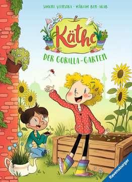 Rezension Kinderbuch | Veenstra, Simone: Käthe, Band 1: Der Gorilla-Garten