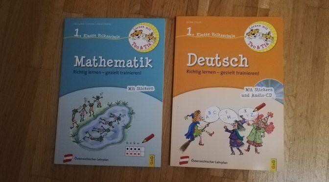 Buchempfehlungen | Lernen zu Hause. Teil 2 | + Verlosung!